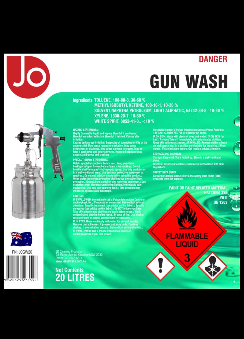 GunWash_Label