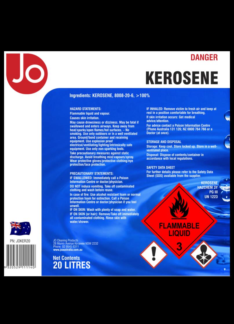 Kerosene_Label