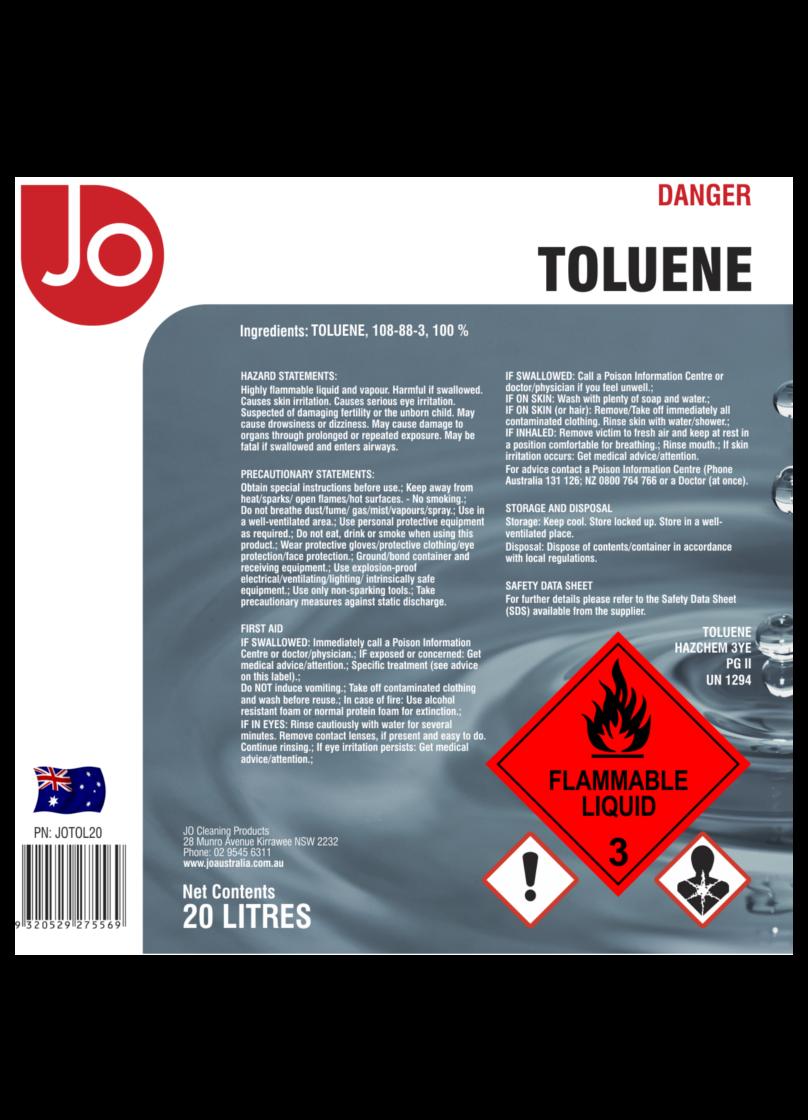 Toluene_Label