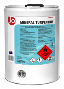 Mineral Turpentine SDS