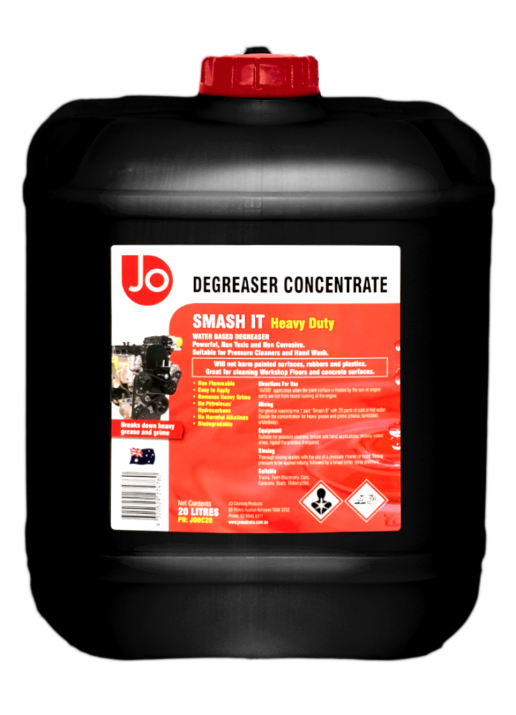 Degreaser Concentrates SDS