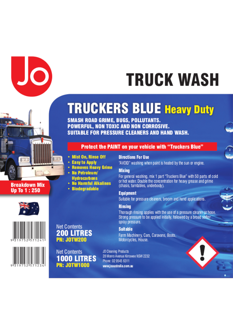 TRUCKWASH-1000L-Label