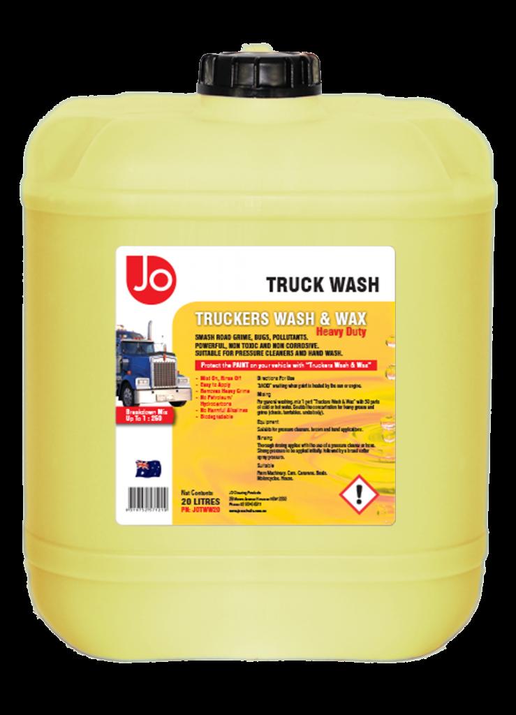 Truck Wash & Wax