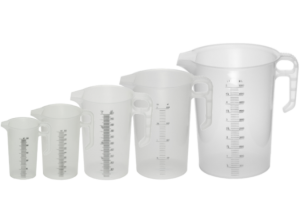 Plastic Measuring Jugs